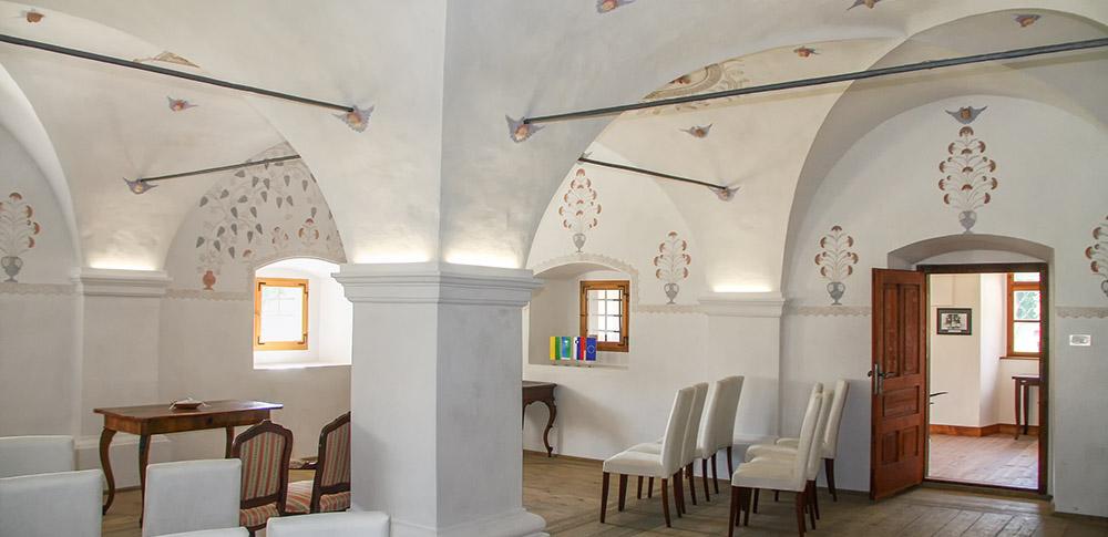 Gea-Consult - obnova Dvorca Visoko