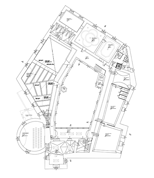 Gea-Consult Grad Rajhenburgt - načrtovanje_projektiranje
