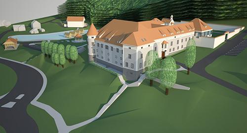 Gea-Consult Grad Trebnje - načrtovanje_projektiranje