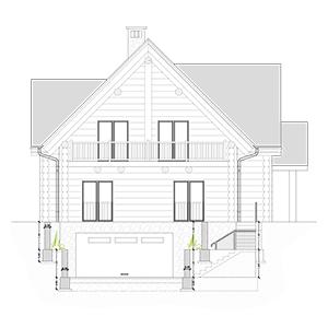 Gea-Consult: hiša