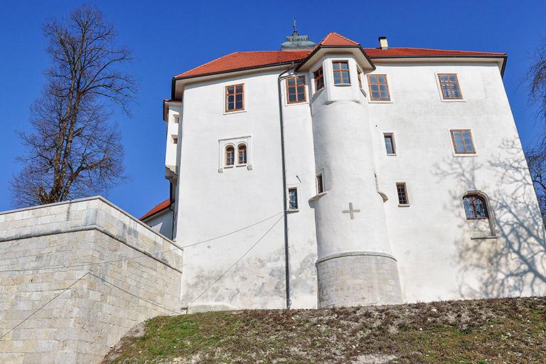 Gea-Consult – Grad Pišece – fasada