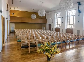 Škofja Loka: Gea-Consult - KristalnaDvorana