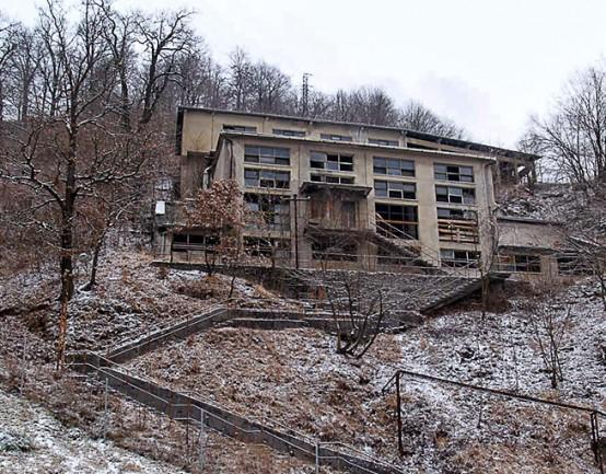 Idriha: Gea-Consult - Topilnica rudnika zivega srebra