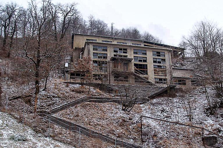 Gea-Consult – Topilnica rudnika zivega srebra